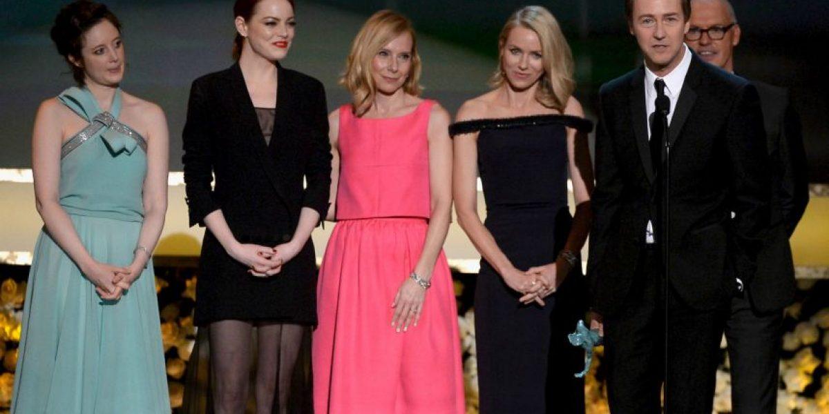 ¡Qué vergüenza! El penoso momento de Naomi Watts en los SAG Awards