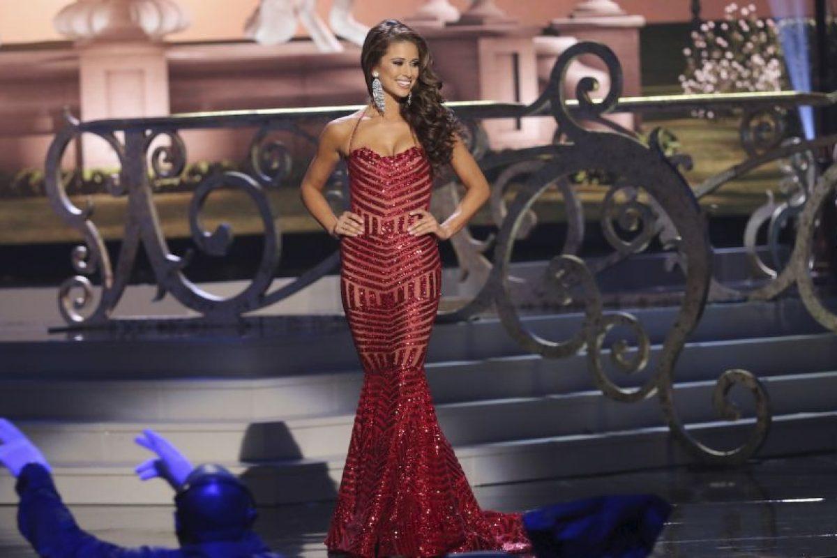 Nia Sanchez, Miss Estados Unidos Foto:Getty Images. Imagen Por: