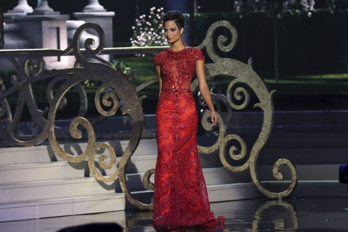 Kaci Fennell, Miss Jamaica Foto:Getty Images. Imagen Por: