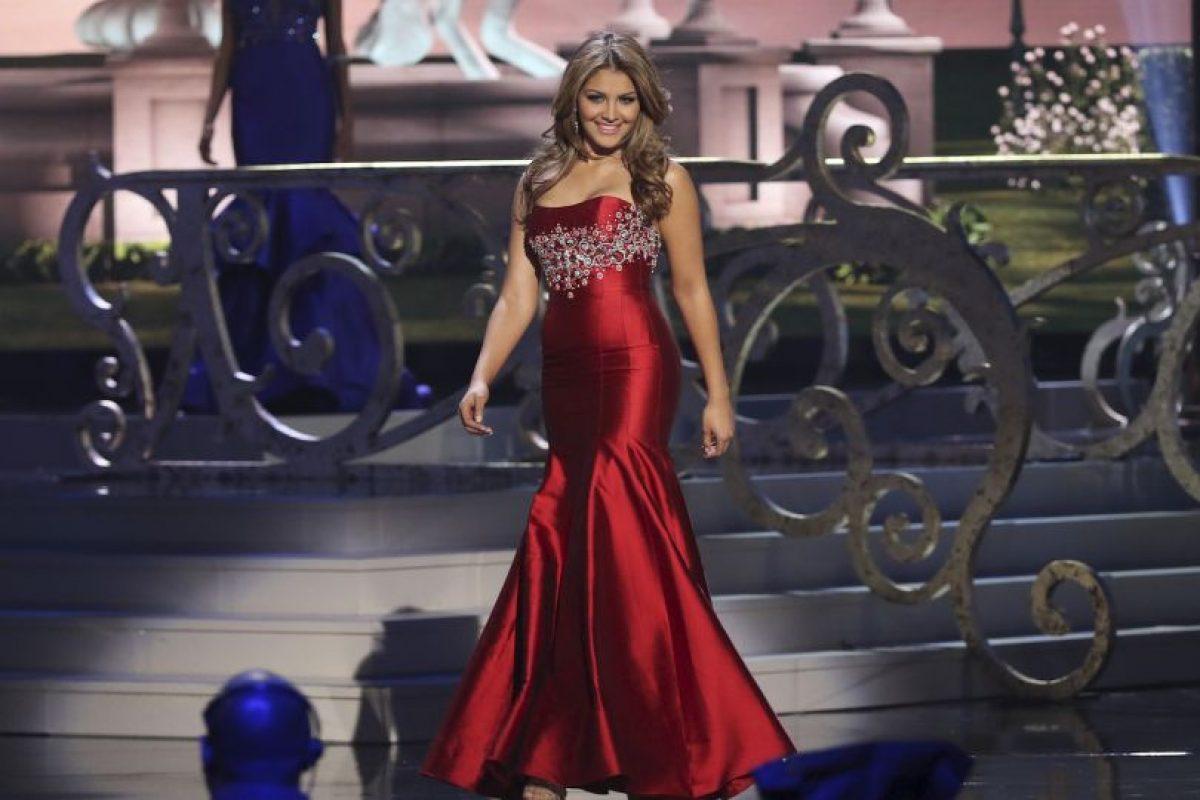 Migbelis Castellanos, Miss Venezuela Foto:Getty Images. Imagen Por: