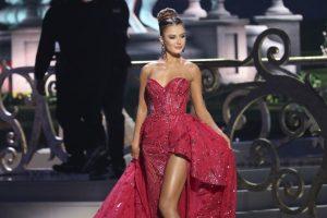 Diana Harkusha, Mis Ucrania Foto:Getty Images. Imagen Por: