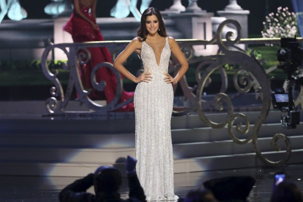 Paulina Vega, Miss Colombia Foto: Getty Images. Imagen Por: