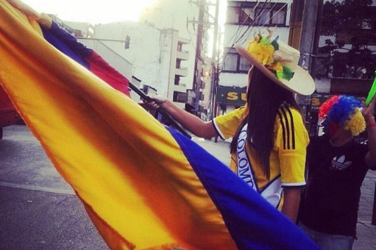 Apoyó a la Selección cafetalera durante el Mundial Foto:Instagram: @paulinavegadiep. Imagen Por: