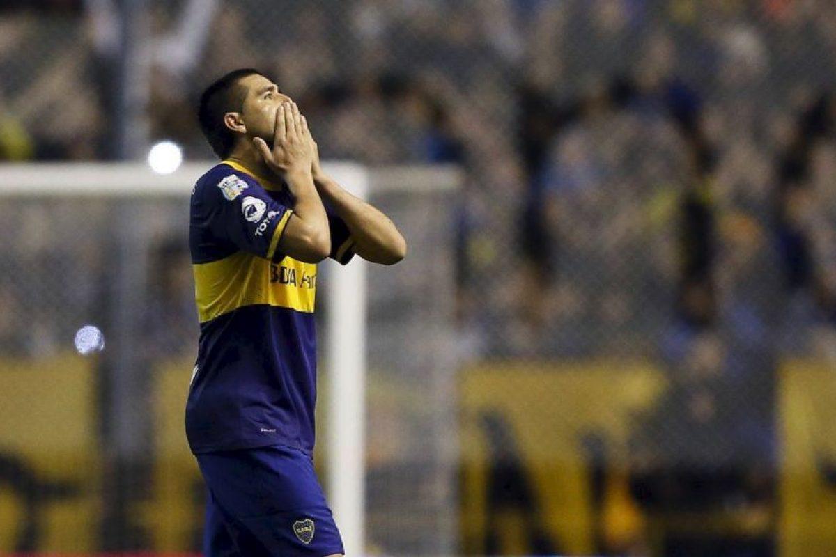 Y seis Ligas de Argentina Foto:Facebook: Juan Roman Riquelme. Imagen Por: