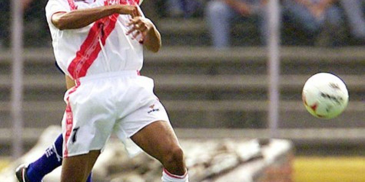 Galería: 12 jugadores paraguayos que pasaron por Colo Colo