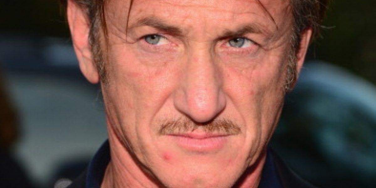 Sean Penn recibirá el César de Honor en los premios del cine francés