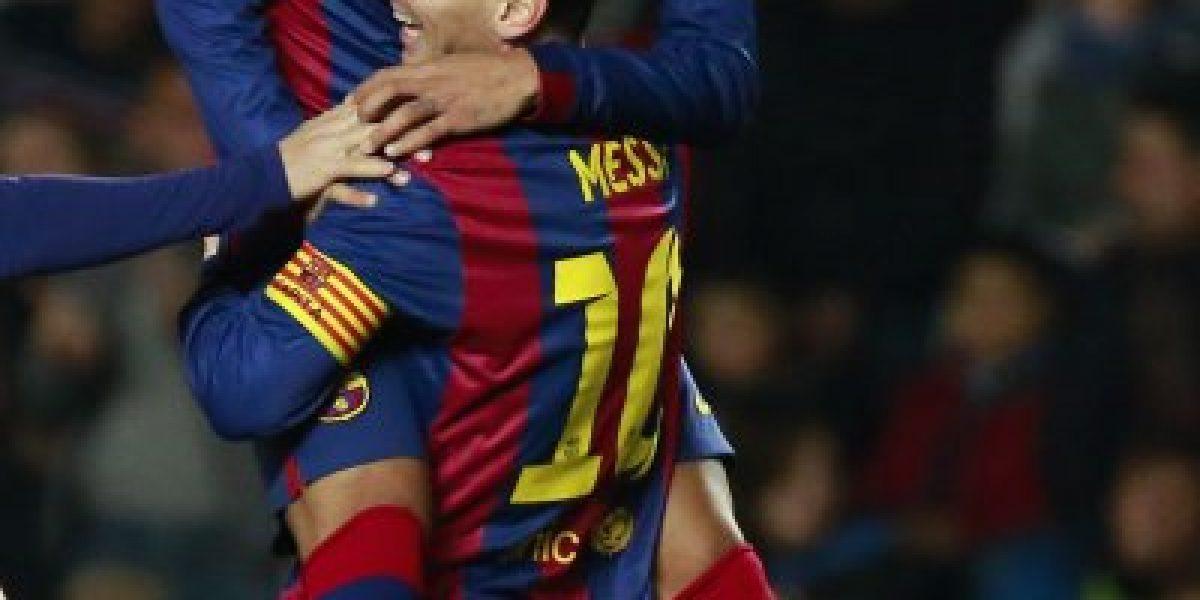 Neymar le responde a Cruyff: