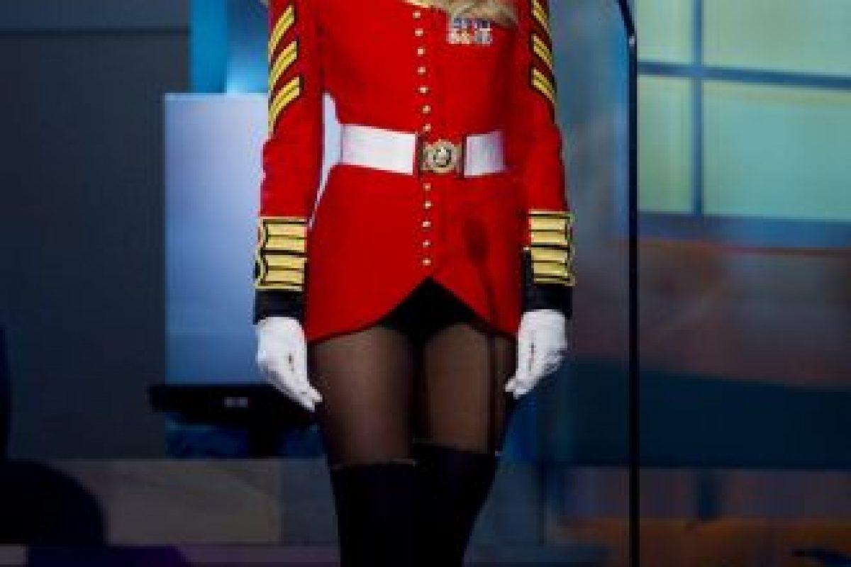 Grace Levy, Miss Gran Bretaña Foto:AP. Imagen Por: