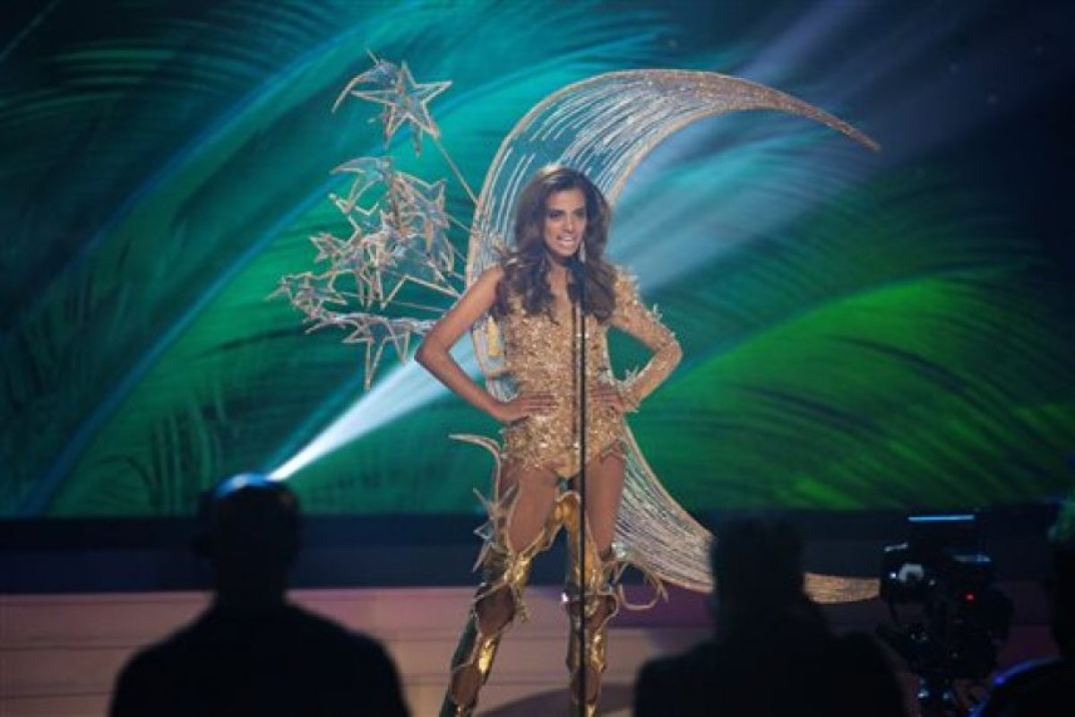 Rathi Menon, Miss Singapur Foto:AP. Imagen Por: