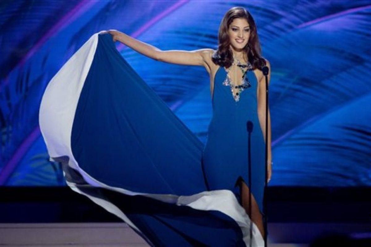 Doron Matalon, Miss Israel Foto:AP. Imagen Por: