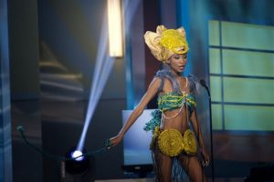 Nale Boniface, Miss Tanzania Foto:AP. Imagen Por: