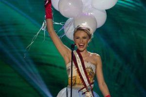Josefin Donat, Miss Alemania Foto:AP. Imagen Por: