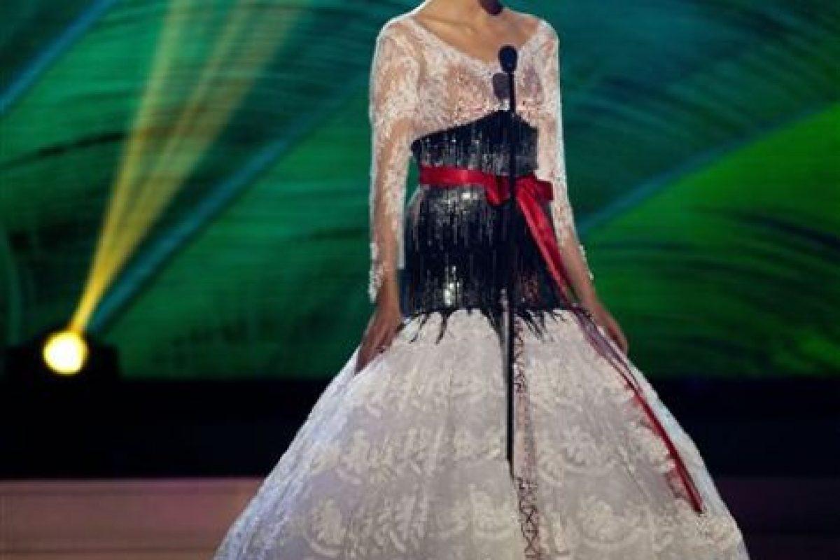 Camille Cerf, Miss Francia Foto:AP. Imagen Por: