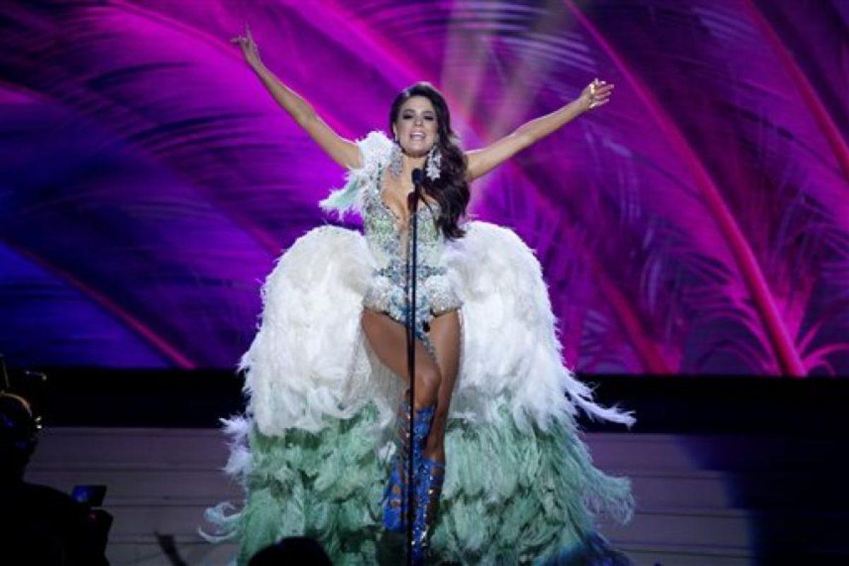 Melissa Gurgel, Miss Brasil Foto:AP. Imagen Por: