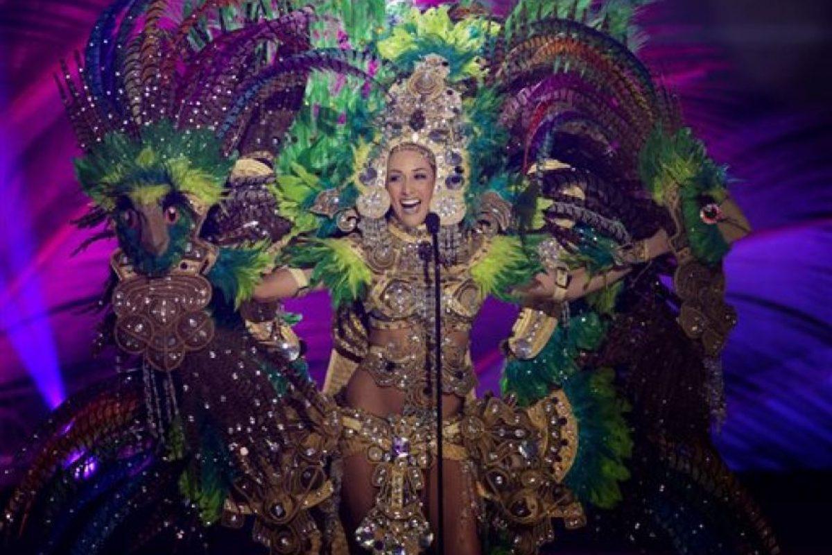 Marline Barberena, Miss Nicaragua Foto:AP. Imagen Por: