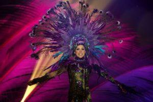 Josselyn A. Garciglia, Miss México Foto:AP. Imagen Por: