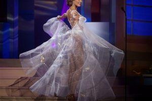 Patricija Belousova, Miss Lituania Foto:AP. Imagen Por: