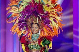 Kaci Fennell, Miss Jamaica Foto:AP. Imagen Por: