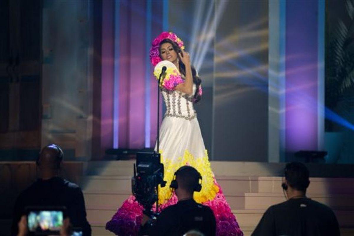 Mary Jean Lastimosa, Miss Filipinas Foto:AP. Imagen Por: