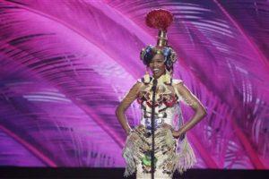Zuleica Wilson, Miss Angola Foto:AP. Imagen Por: