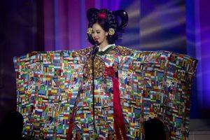 Yebin-Yoo, Miss Corea del Sur Foto:AP. Imagen Por: