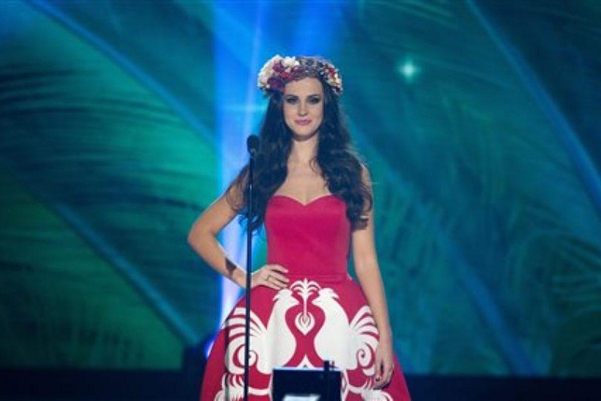 Marcela Chmielowska, Miss Polonia Foto:AP. Imagen Por: