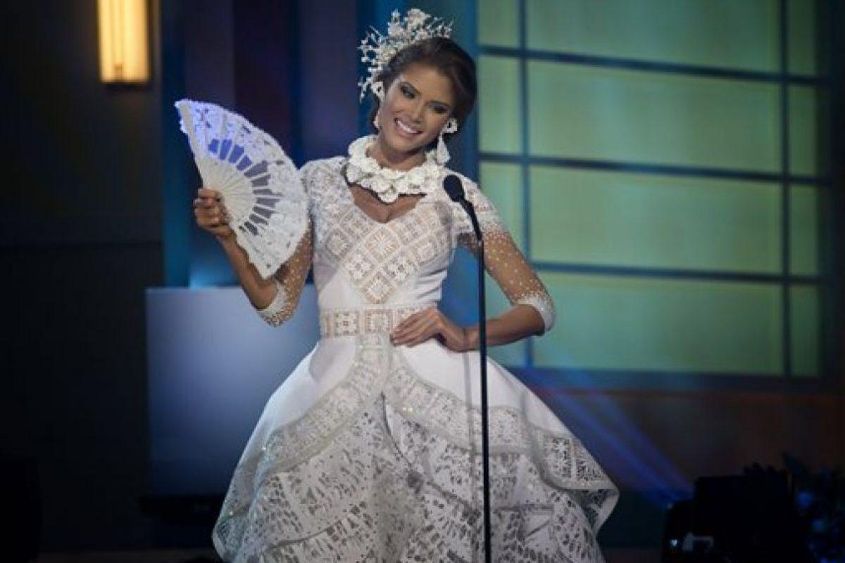 Gabriela Berrios, Miss Puerto Rico Foto:AP. Imagen Por: