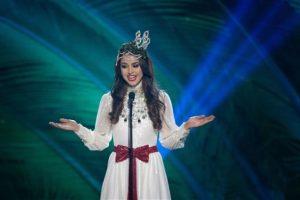 Camilla Hansson, Miss Suecia Foto:AP. Imagen Por: