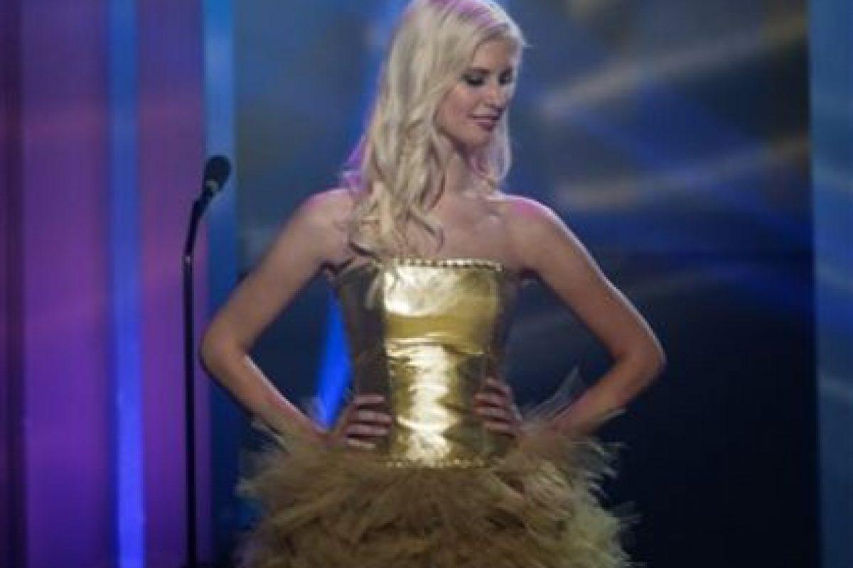 Urska Bracko, Miss Eslovenia Foto:AP. Imagen Por: