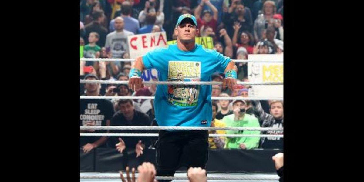 VIDEO: John Cena agrede a otro luchador en el backstage de Royal Rumble