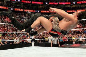 El último eliminado fue Rusev Foto:WWE. Imagen Por:
