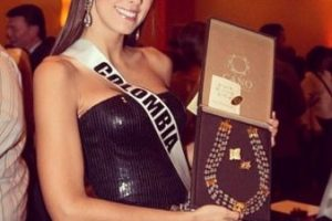 """8. Tiene novio. Aseguró que querría volver a retomar sus estudios luego de """"Miss Universo"""". Foto:Instagram. Imagen Por:"""