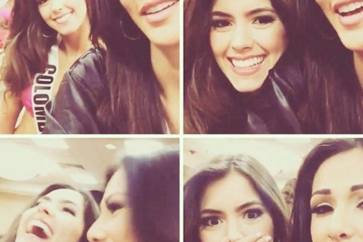 """9. No se destacó precisamente por ser """"Miss Simpatía"""". De hecho, en 2013 se rumoreaba que cuando la coronaron Miss Colombia era totalmente altanera y antipática. Foto:Instagram. Imagen Por:"""