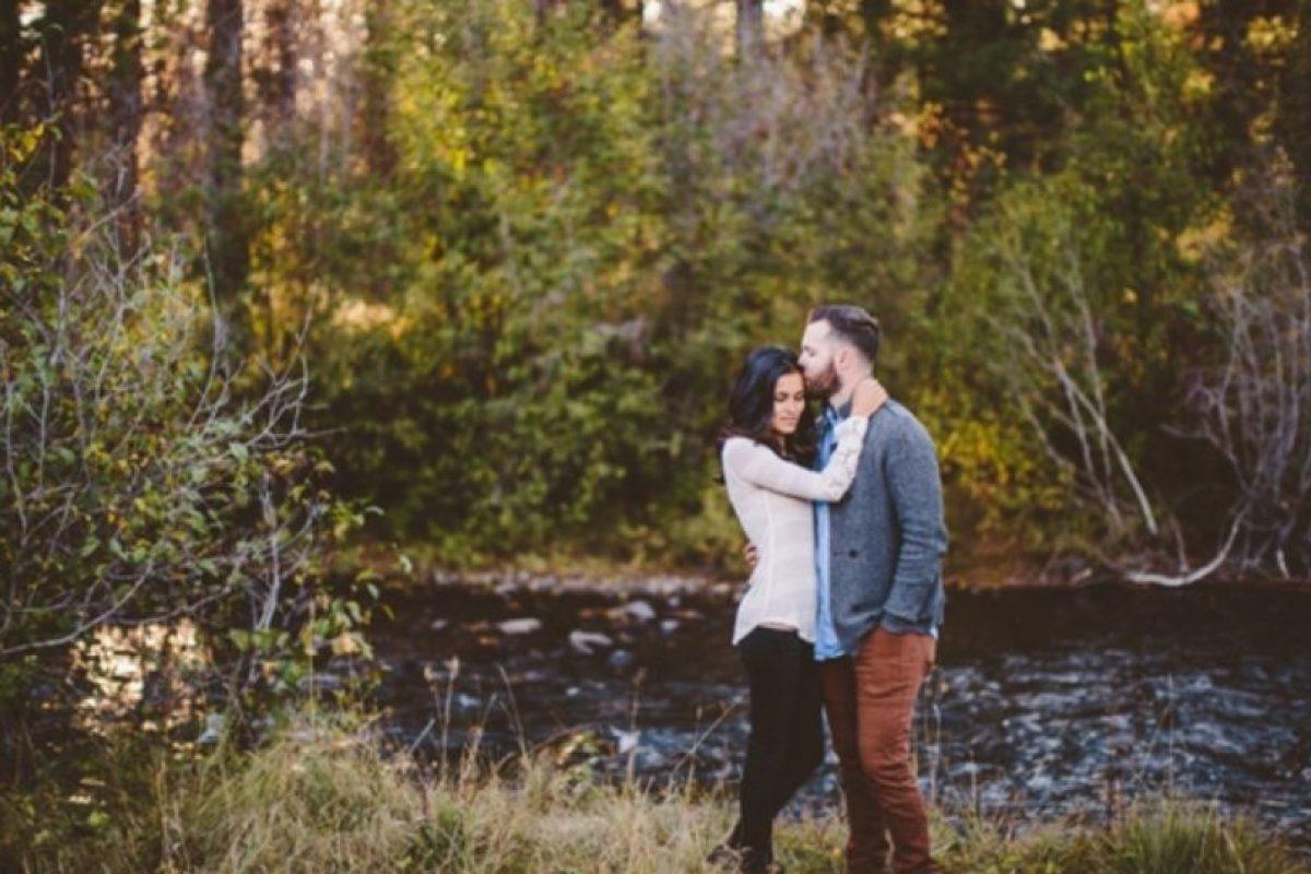 Todo, para que ningún otro hombre a excepción de su esposo la mirase con deseo. Foto:Veronica Partridge/Facebook. Imagen Por: