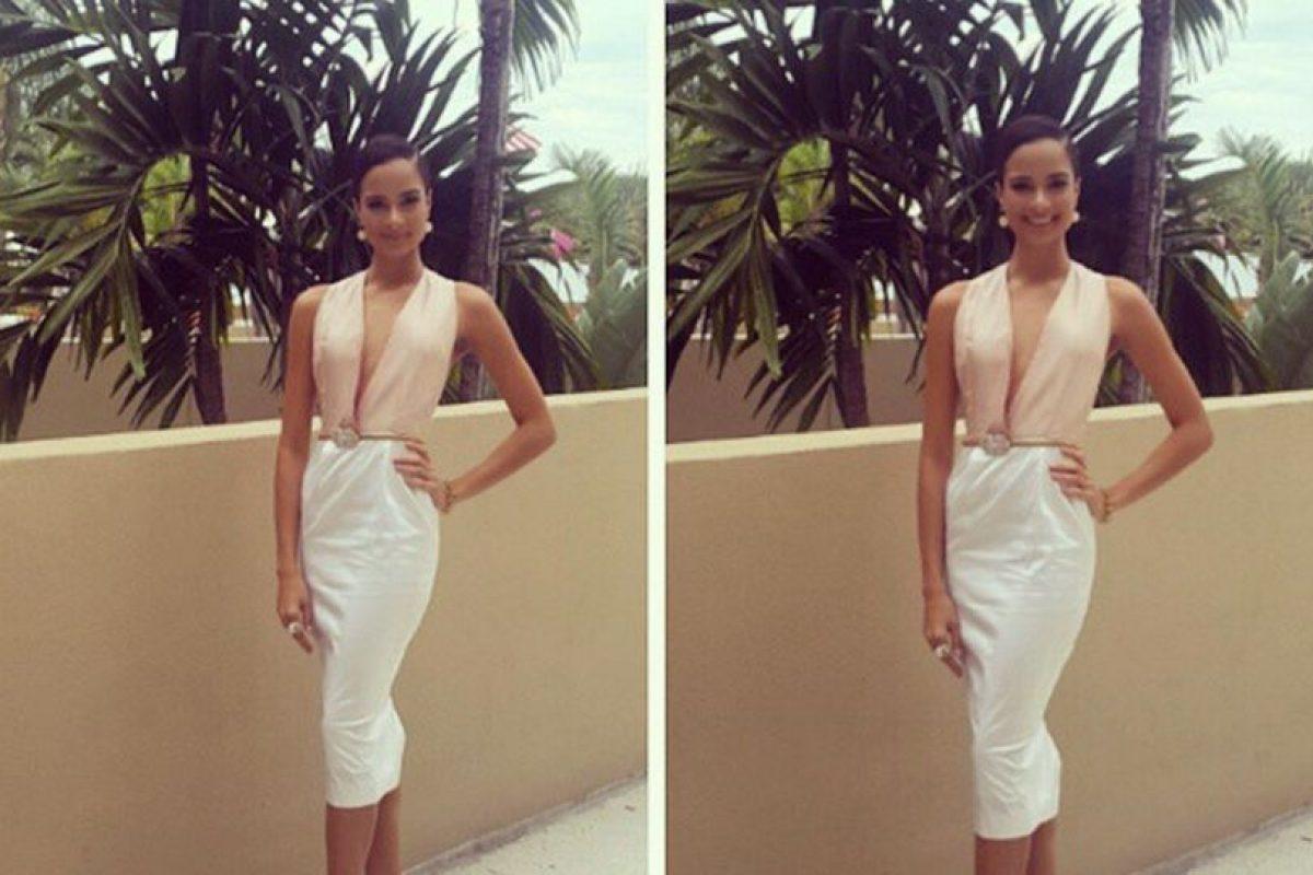 Kaci Fennell, Miss Jamaica Foto:Instagram @kacifenfen. Imagen Por: