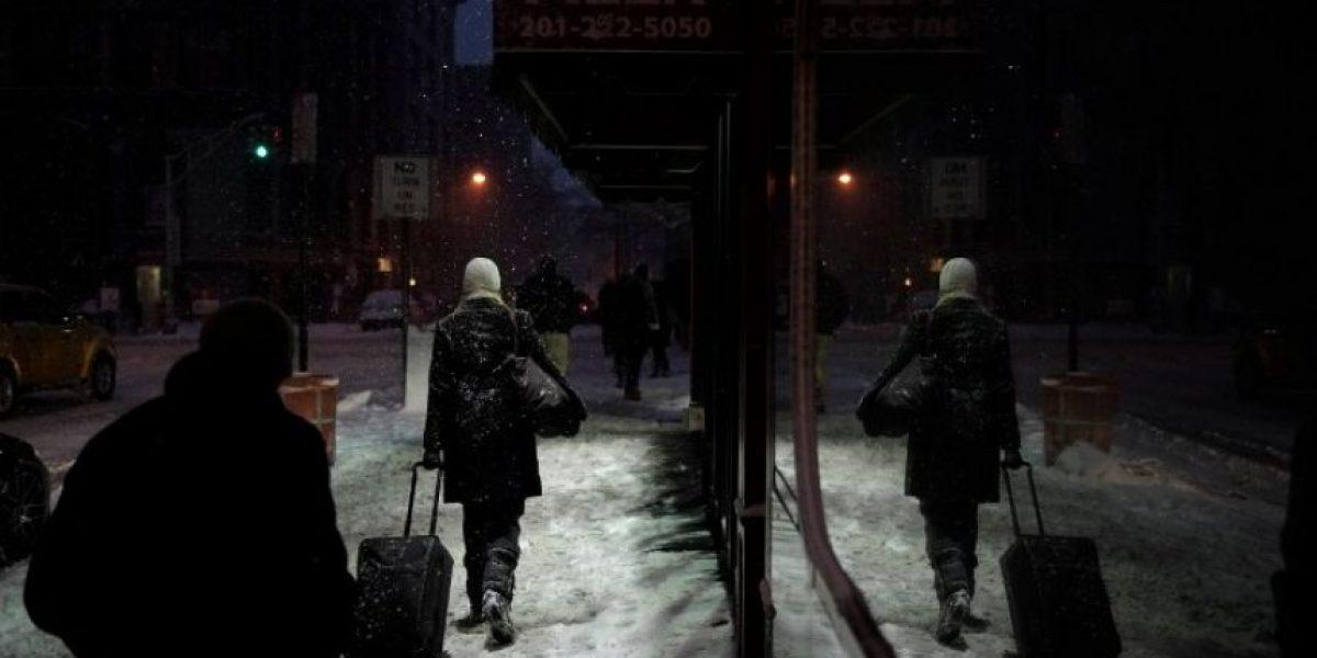 FOTOS: Nueva York lucha por superar tormenta de nieve