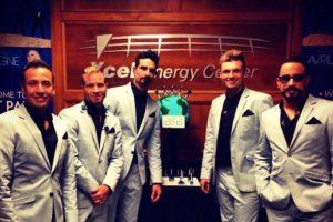 En la actualidad Foto:Facebook/Backstreet Boys. Imagen Por: