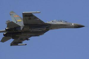 5. Shenyang J-11. Velocidad máxima de Mach 2,35 (2.878,9 km/h) Foto:Wikimedia. Imagen Por: