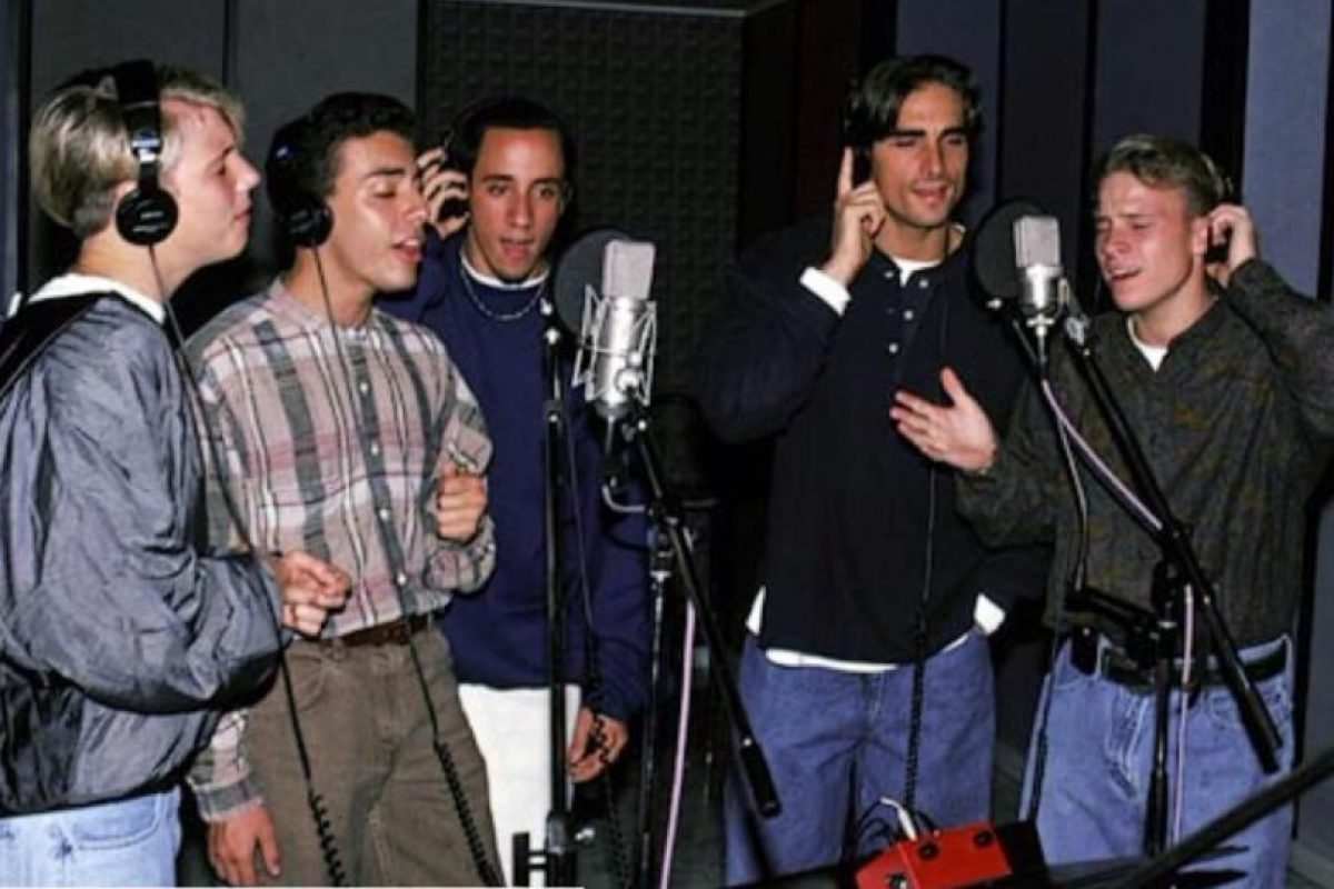 Antes Foto:Facebook/Backstreet Boys. Imagen Por: