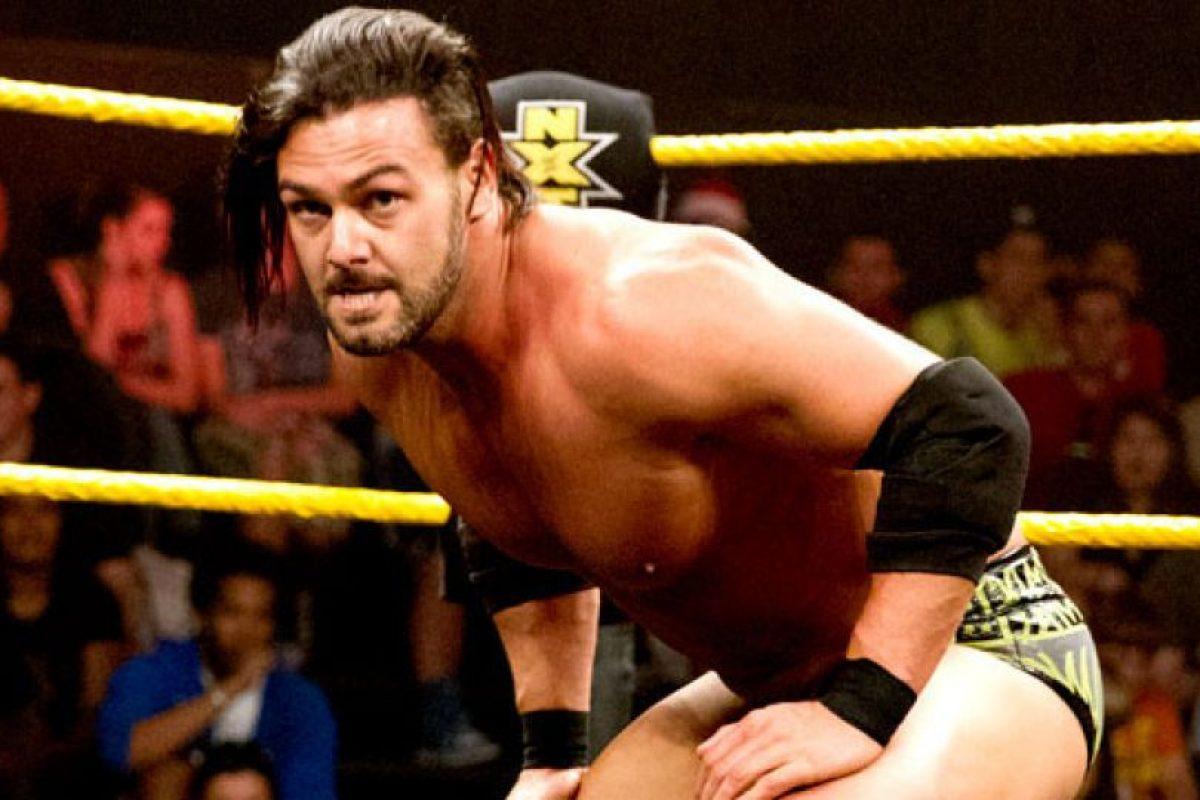 Fue parte del grupo Nexus Foto:WWE. Imagen Por: