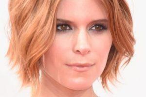 """Es reconocida por su papel de """"Zoe Barnes"""" en la serie de netflix """"House of cards"""" Foto:Getty Images. Imagen Por:"""