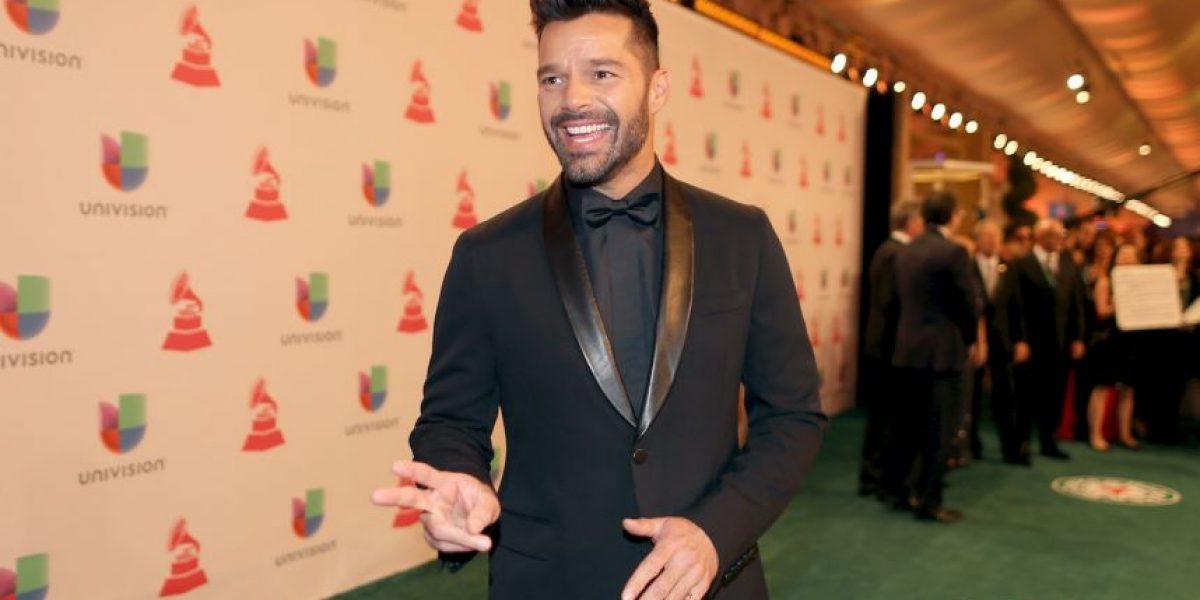 FOTO: Ricky Martin publica imagen con su expareja