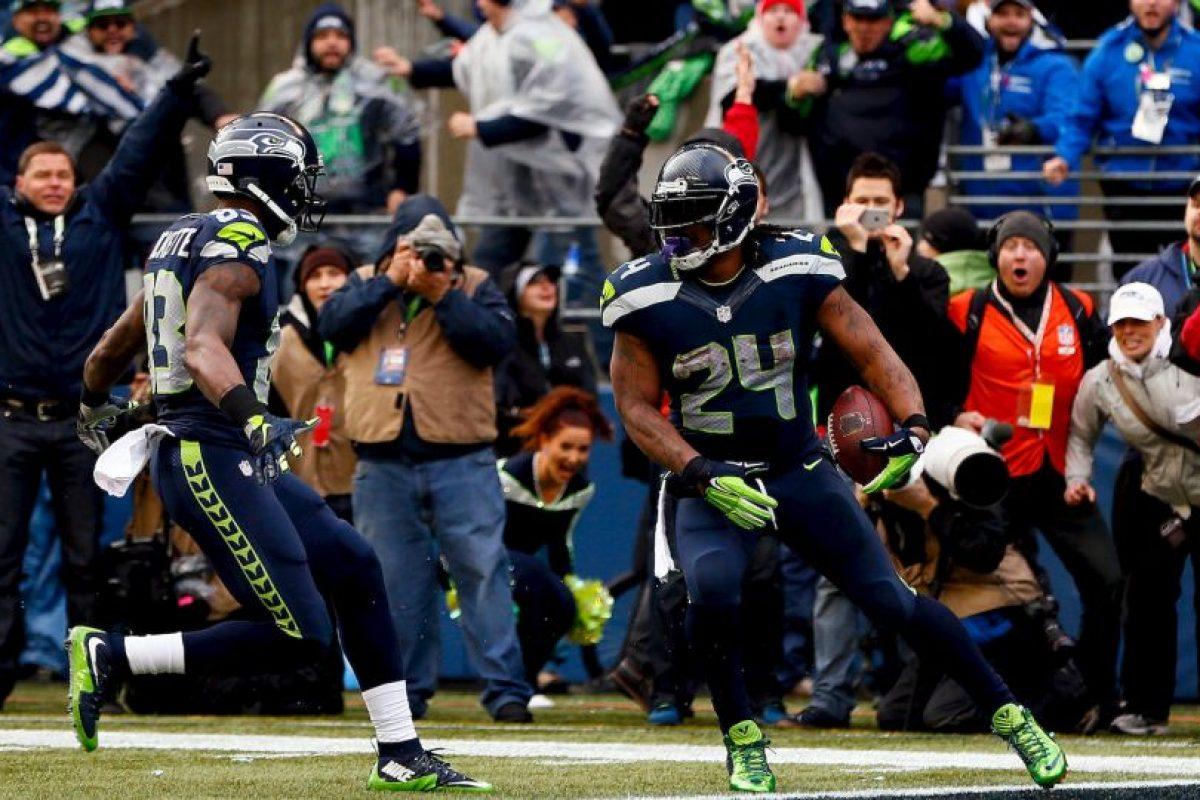 Si los Seahawks vencen, conseguirían el bicampeonato Foto:Getty. Imagen Por: