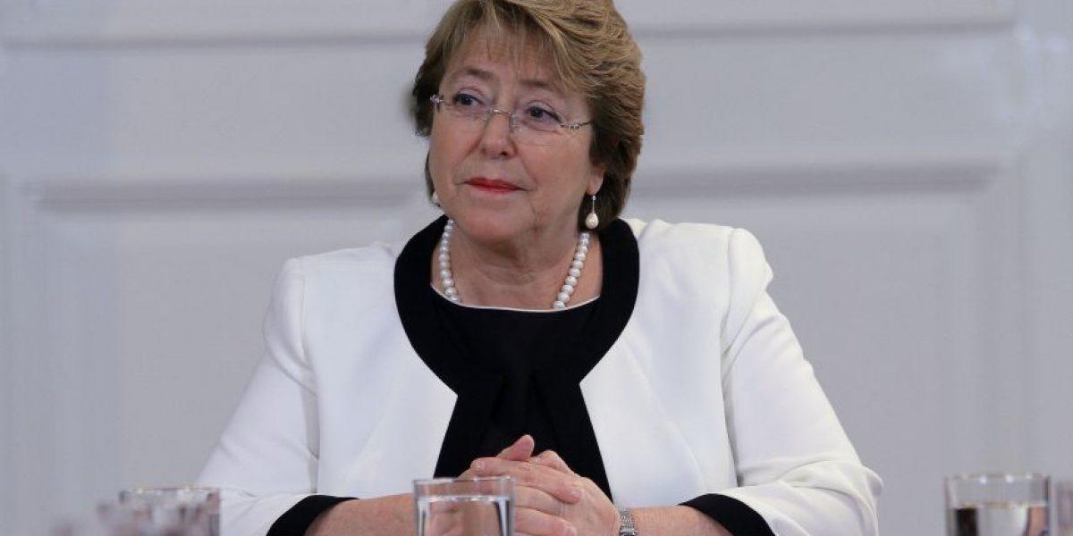 Presidenta Bachelet por reforma educacional: