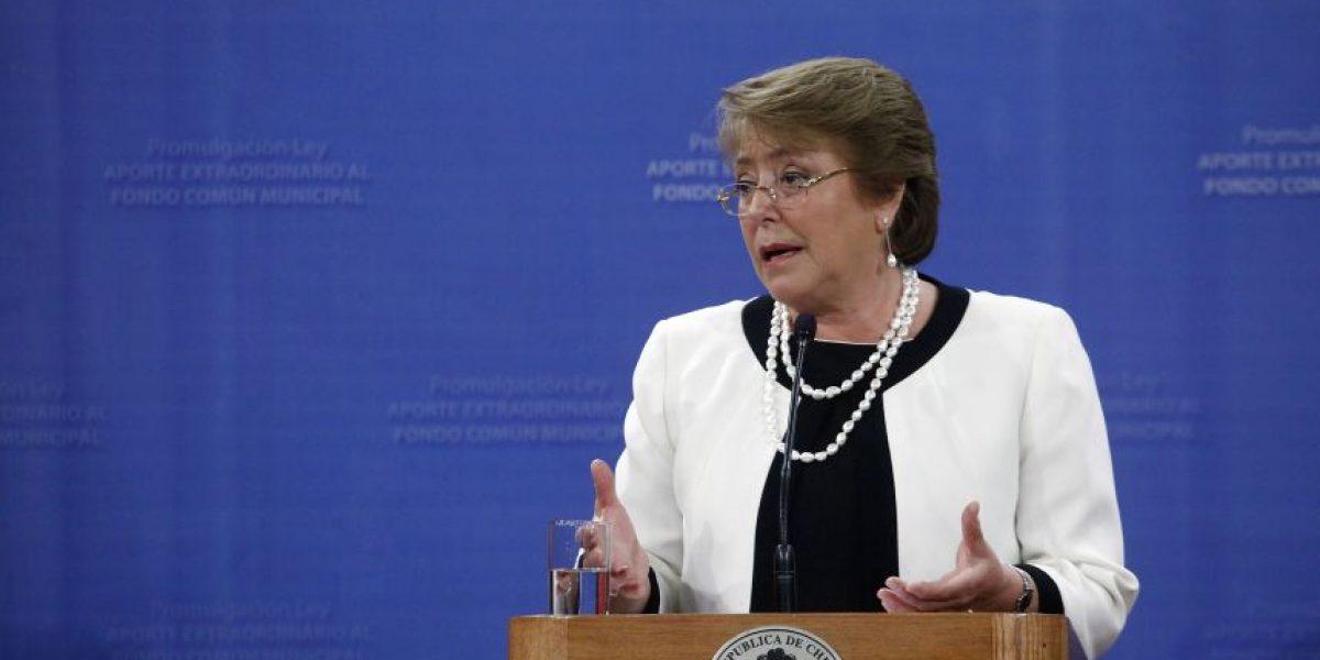 UDI pide a Impuestos Internos de EE.UU. que investigue el Yategate