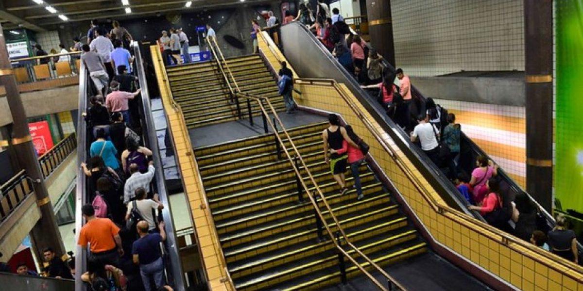 Metro informa que retrasos en viajes de Línea 5 ya estarían regularizados