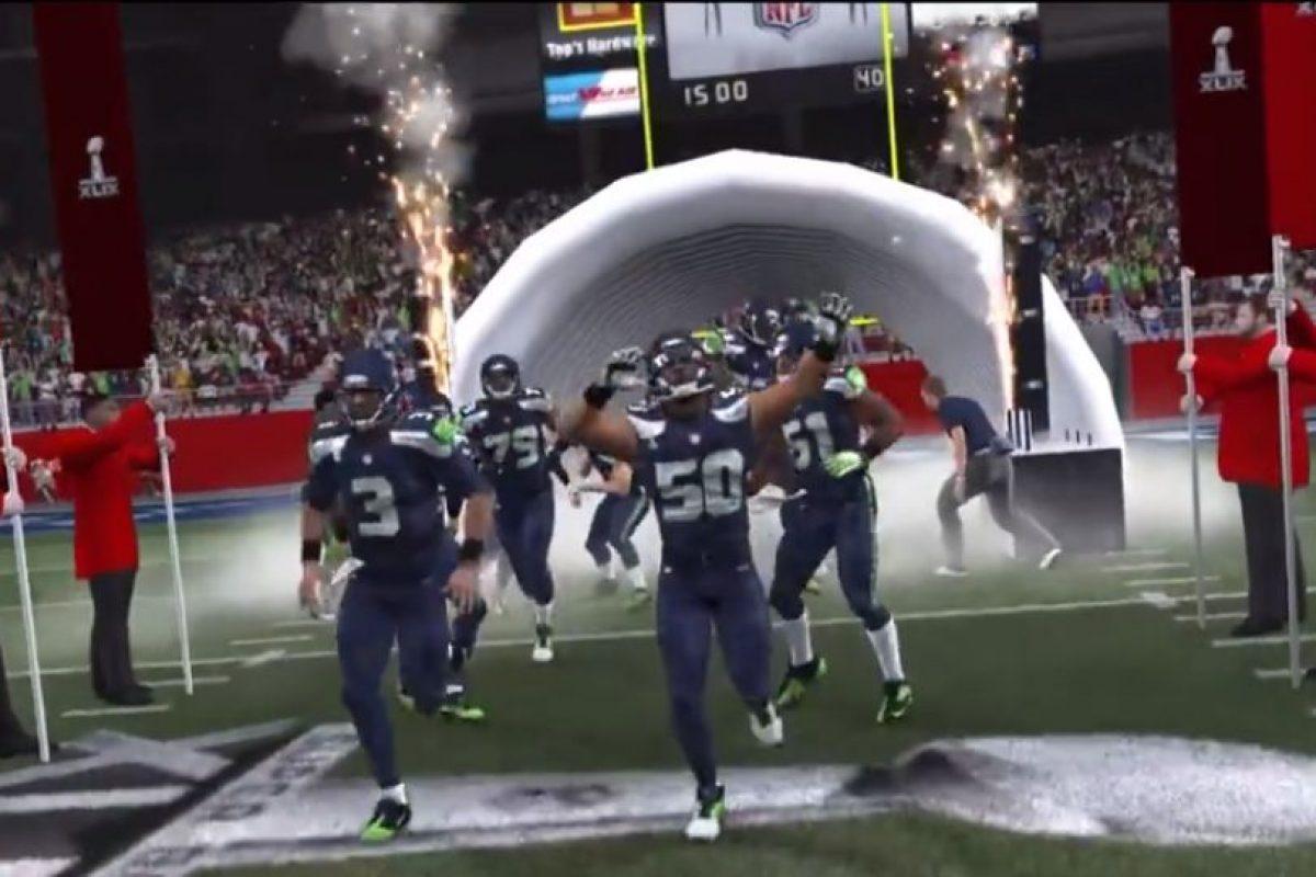 EA Sports realizó una simulación del partido más importante de la temporada Foto:Youtube: EA Sports. Imagen Por:
