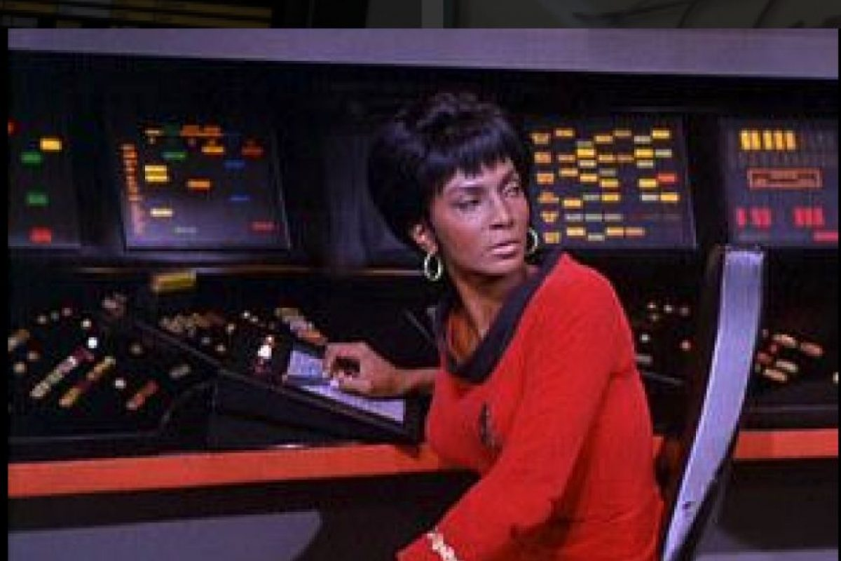"""Star Trek"" (1966) Foto:Twitter. Imagen Por:"