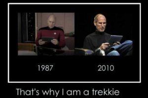"""Star Trek"" (1987) Foto:Twitter. Imagen Por:"
