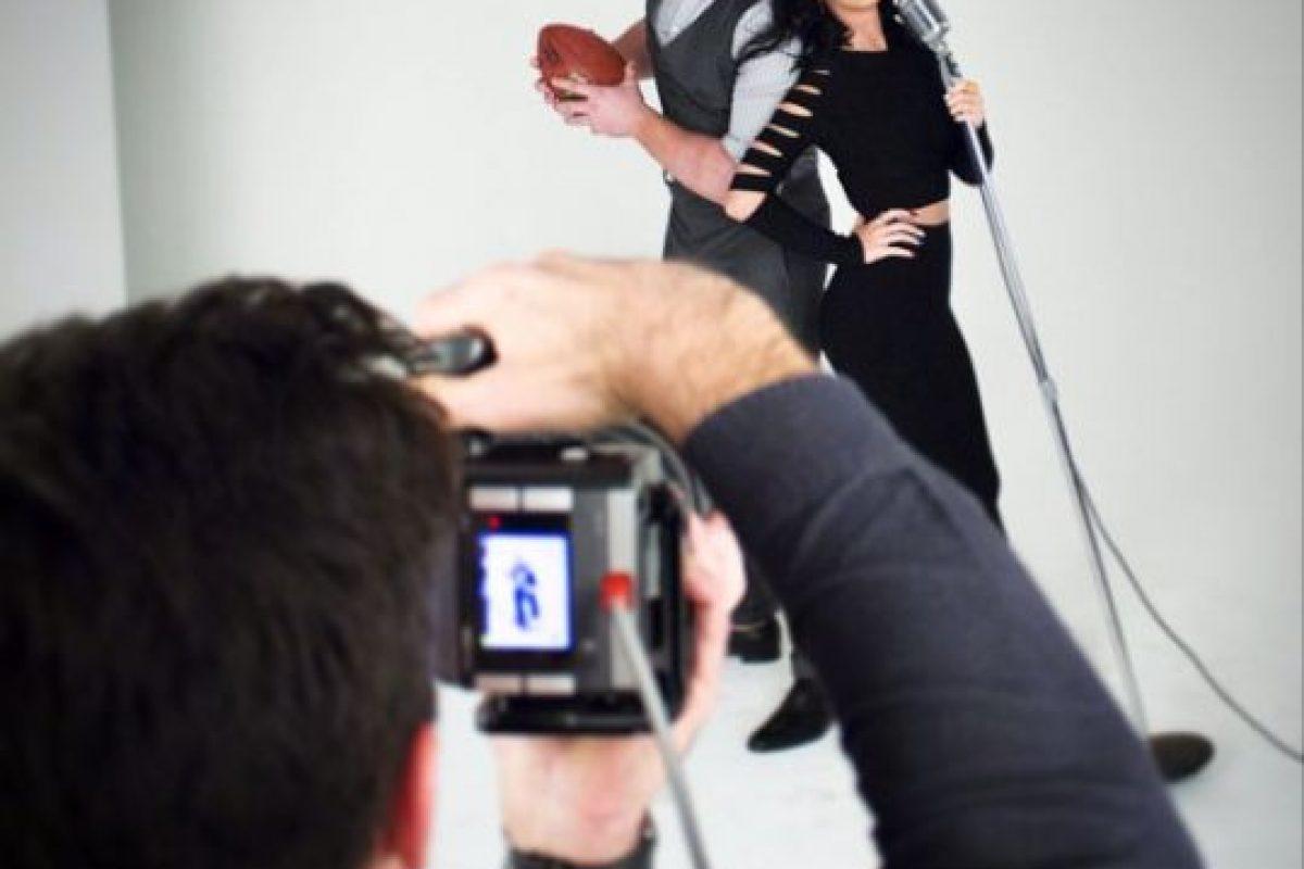 Katy Perry y JJ Watt Foto:Instagram/ESPN. Imagen Por: